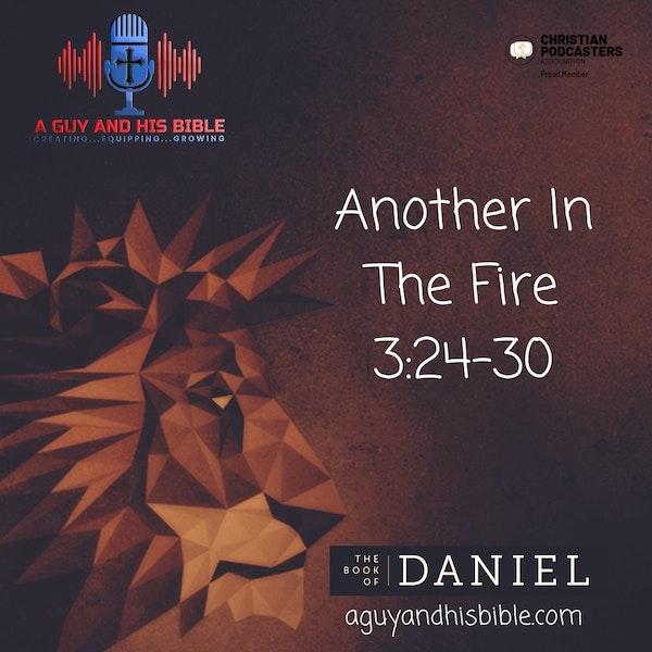 Daniel 3 24-30 Image
