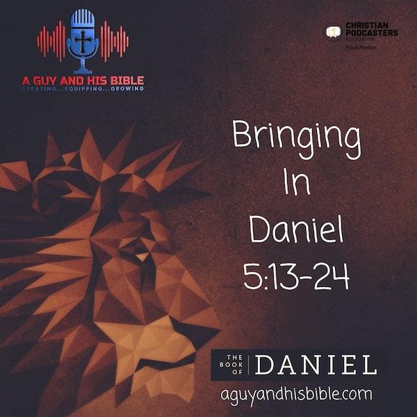 Daniel 5 13-24 Image