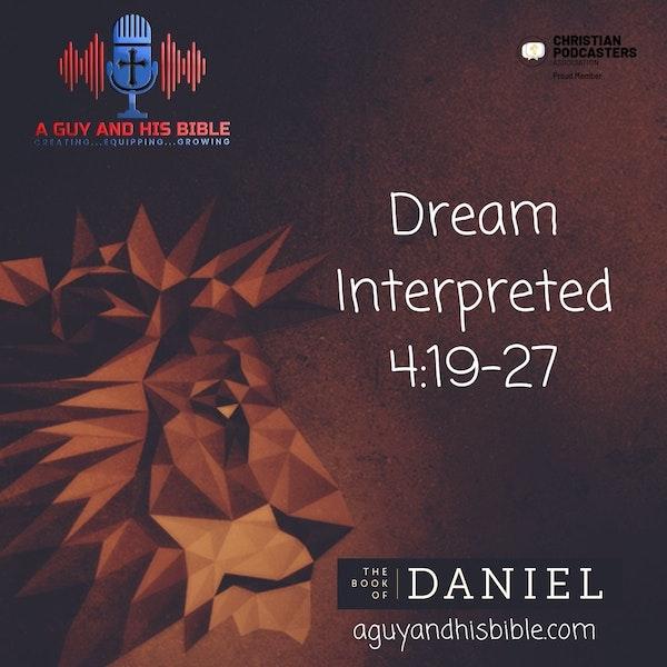 Daniel 4 19-27 Image