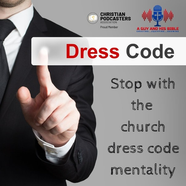Stop With The Church Dress Codes Image