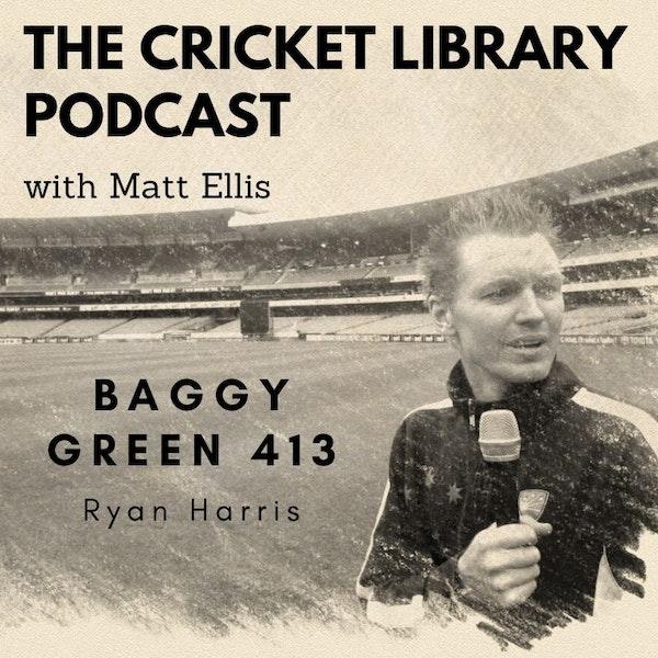 Baggy Green 413 - Ryan Harris Image