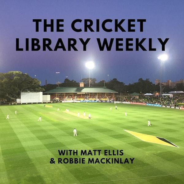 Cricket Library Weekly 20 October