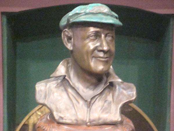 Cricket - Sir Donald Bradman Image