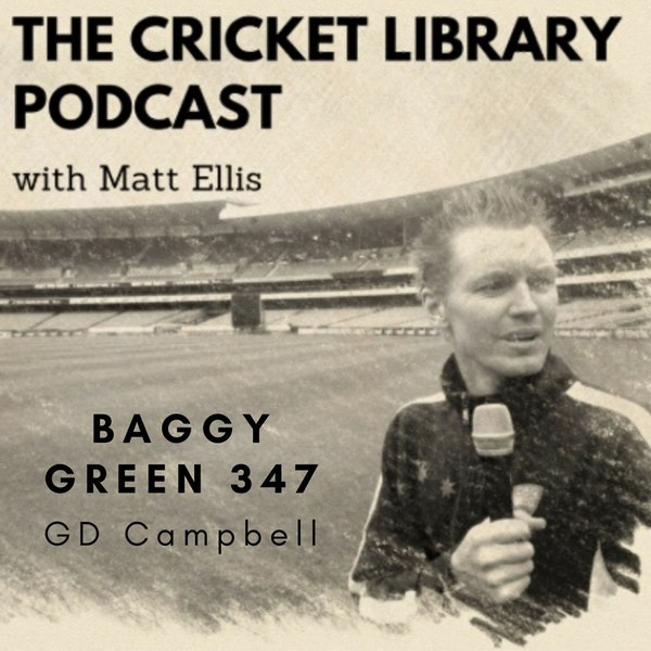 Cricket - Greg Campbell Interview Image