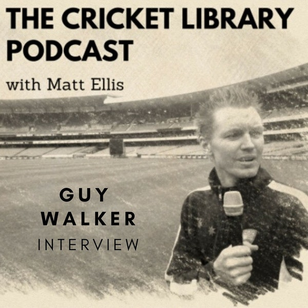 Cricket - Guy Walker Interview Image