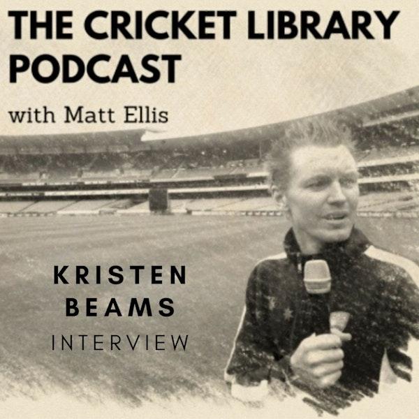 Interview with former Australian leg spinner Kristen Beams Image