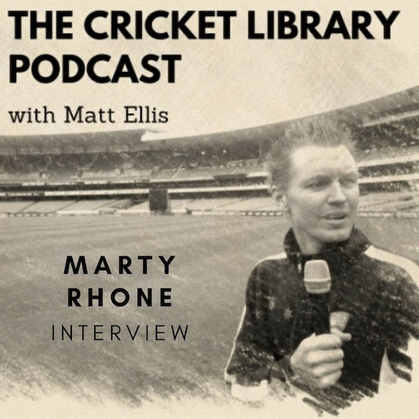 Cricket - Marty Rhone Interview Image