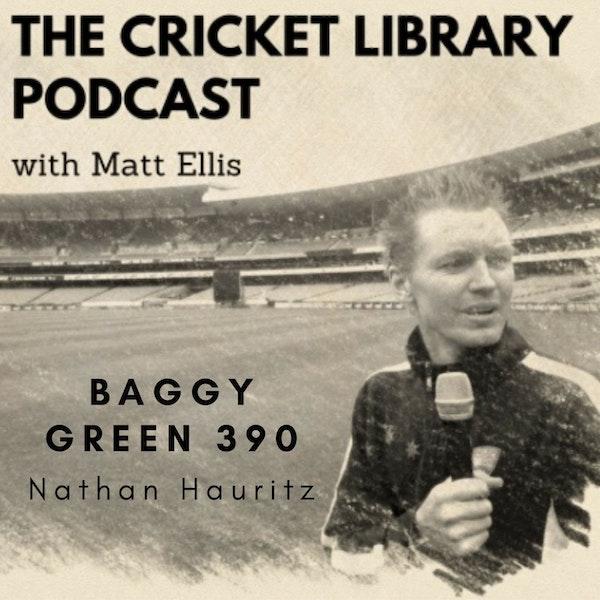 Cricket - Nathan Hauritz Interview Image