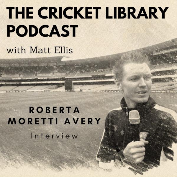 Roberta Moretti Avery - Brazil Cricket Captain Image