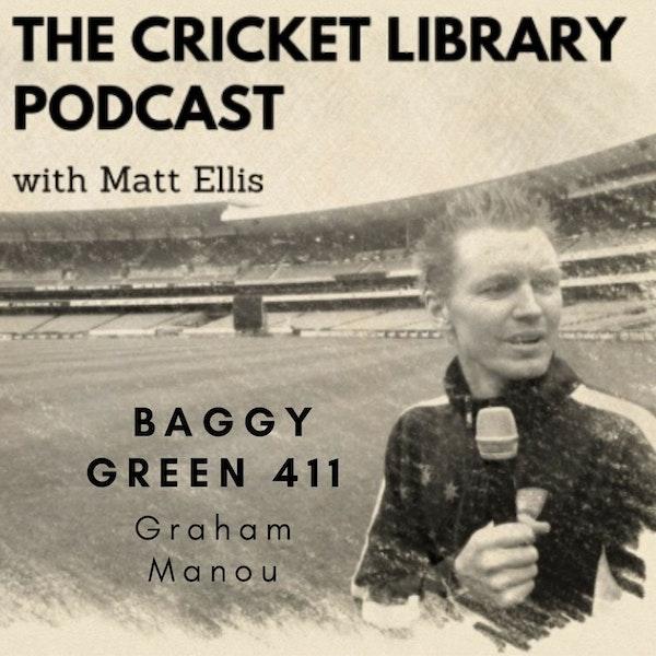 Baggy Green 411 - Graham Manou Image