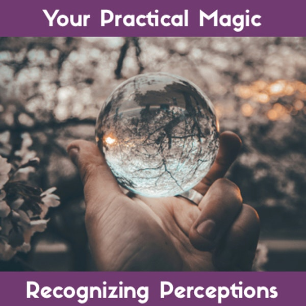 Recognizing Your Perceptions