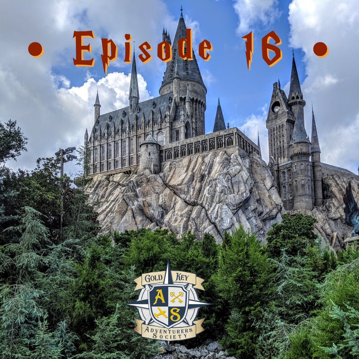Episode image for Exploring Harry Potter's Wizarding World