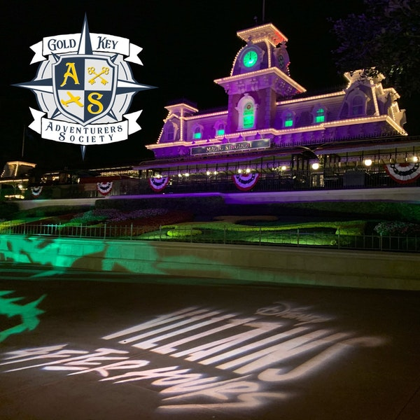 Disney World! Party Time! Excellent! Image
