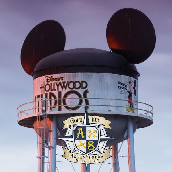 Hollywood Studios Time Machine Image