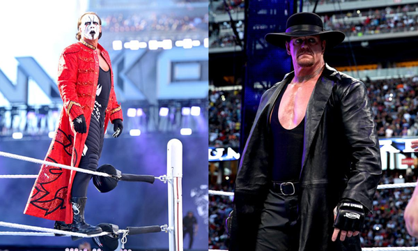 Undertaker vs. Sting at Summerslam? Image