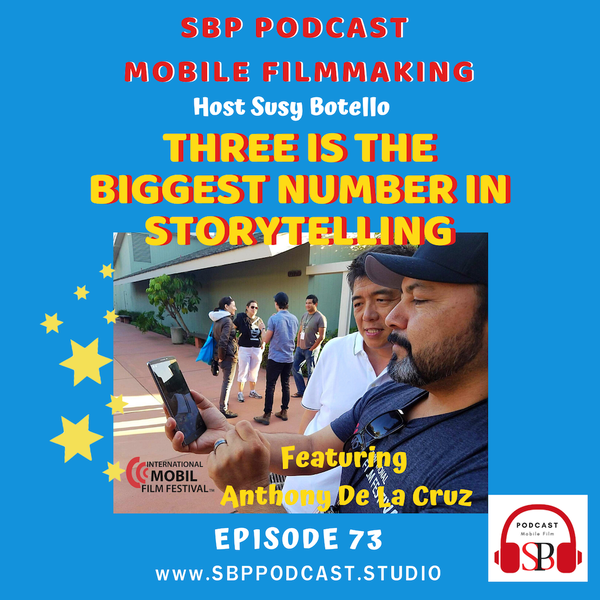 Three is the Biggest Number in Storytelling Image