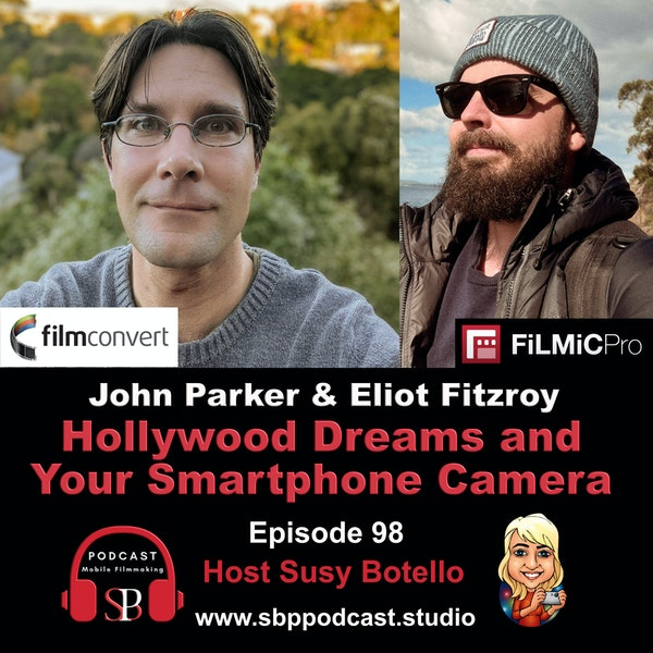 Hollywood Dreams and Your Smartphone Camera with FilmConvert and Filmic Pro