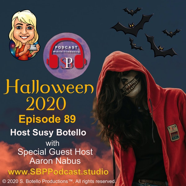 Halloween 2020 with Special Guest Host Aaron Nabus Image
