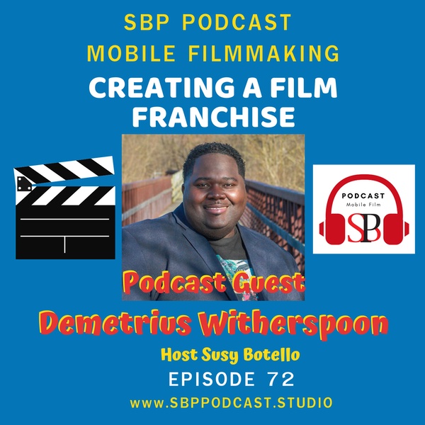 Creating A Film Franchise with Demetrius Witherspoon Image