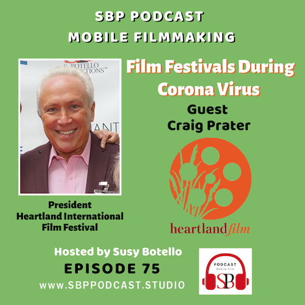Film Festival Events During Corona Virus with Craig Prater Image