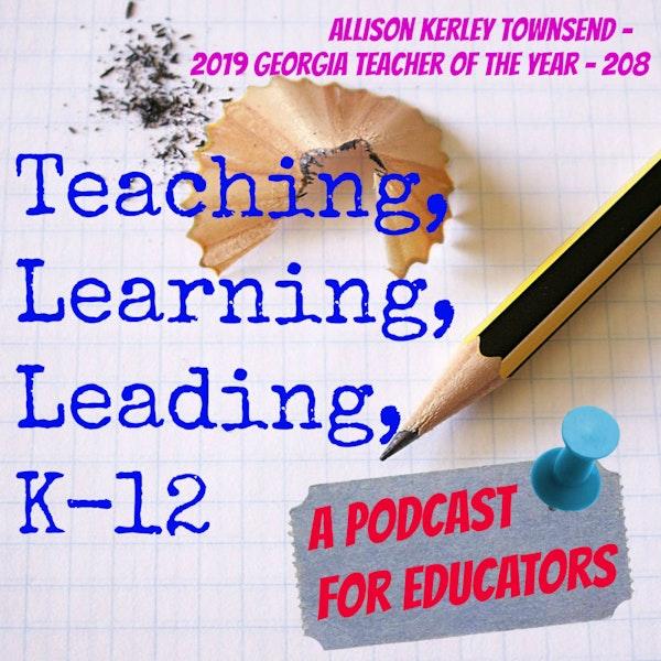 Allison Kerley Townsend - The 2019 Georgia Teacher of the Year - 208 Image