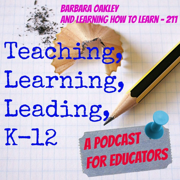 Barbara Oakley and Learning How To Learn - 211 Image