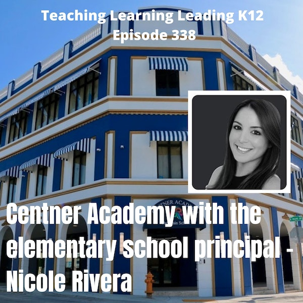 Centner Academy with Nicole Rivera, principal of the elementary school - 338 Image