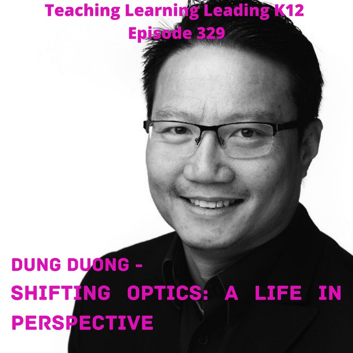 Dung Duong talks about his book - Shifting Optics: A Life in Perspective -329