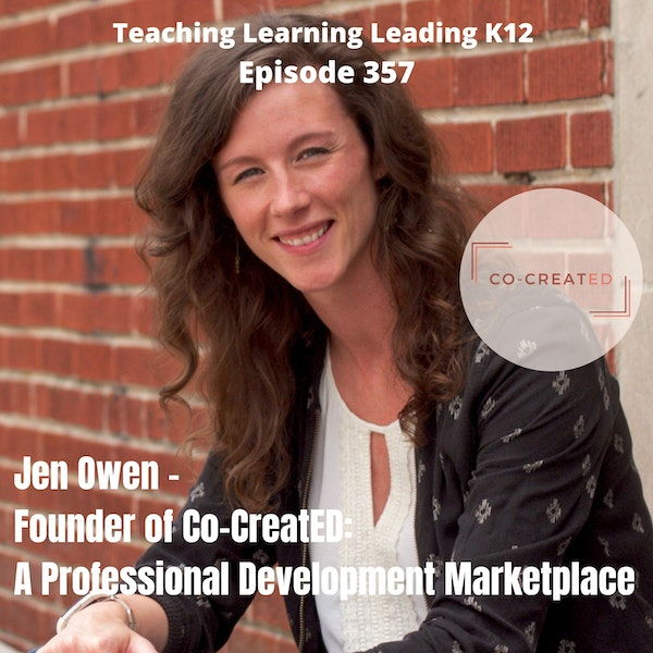 Jen Owen - Founder of Co-CreatED: A Professional Marketplace - 357 Image
