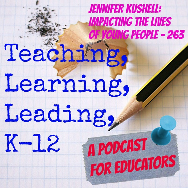 Jennifer Kushell: Impacting the Lives of Young People - 263 Image