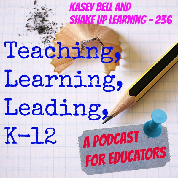 Kasey Bell and Shake Up Learning - 236 Image