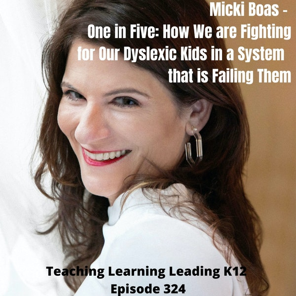 Micki Boas - One in Five: How We are Fighting for Our Dyslexic Kids in a System that is Failing Them - 324 Image