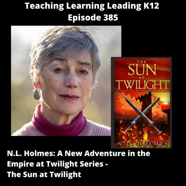 NL Holmes: A New Adventure in the Empire at Twilight series - The Sun at Twilight - 385