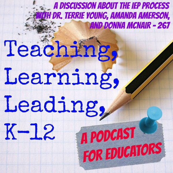 The IEP Process with Dr. Terrie Young, Amanda Amerson, & Donna McNair - 267 Image