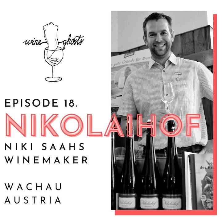 Ep. 18. / Niki Saahs from Nikolaihof shares 2000-year-old secrets from Wachau