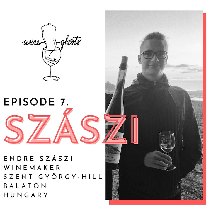 Ep 7. / Szászi Winery makes Hungarian native varieties sing on the volcanic Saint George Hill