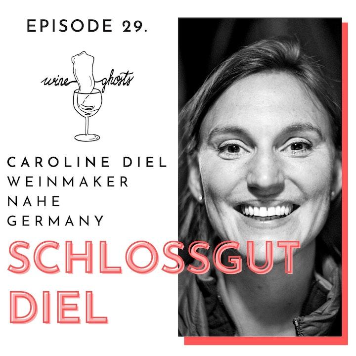 Ep. 29. / Caroline Diel, the winemaker queen of Burg Layen, Nahe