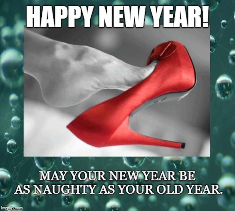 Ep 4: Naughty F**king New Year!  (featuring Lil' Niecy)