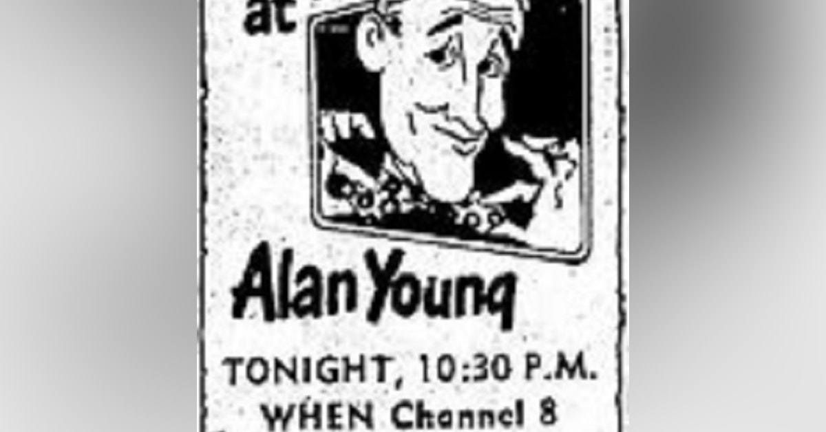 The Alan Young Show 46-10-18 Proposing to Lulubelle