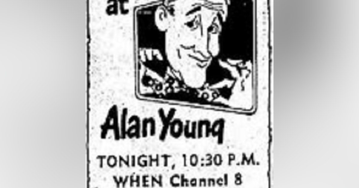 The Alan Young Show 46-12-20 Stolen Purse