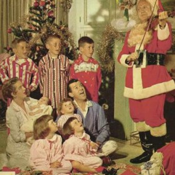 OTR Christmas Shows - Dick Haymes & the Song Spinners etc - 194x-xx-xx AFRS Presents Christmas Phonograph Album (U-1402-1)