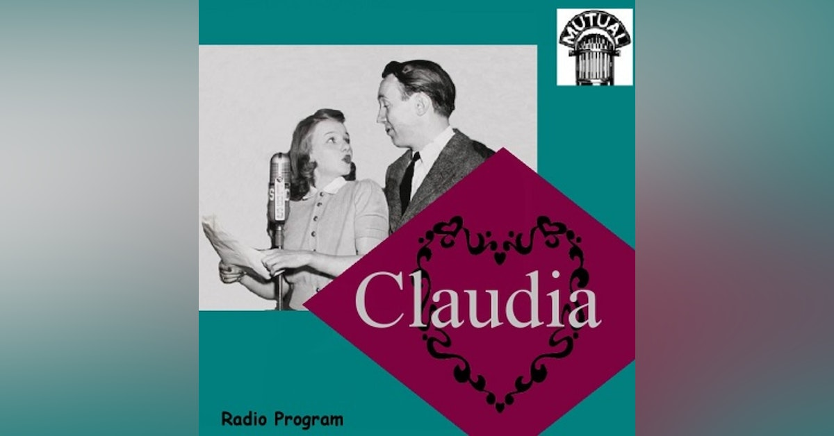Claudia 48-04-26 ep151 Noises in the Night