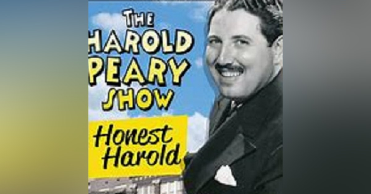 Harold Peary 50-10-04 ep03 Advertising Shark Repellant Powder on the Radio Show