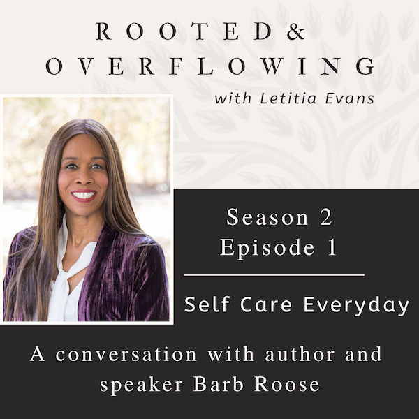 Self Care Everyday with special guest Barb Roose Image