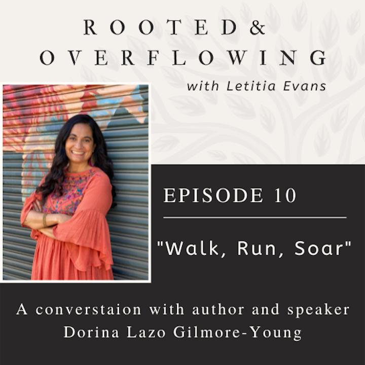 A Conversation with Dorina Lazo Gilmore Young