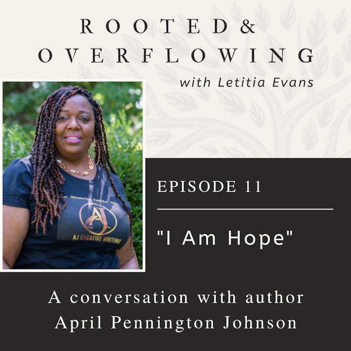 A Conversation with April Pennington Johnson