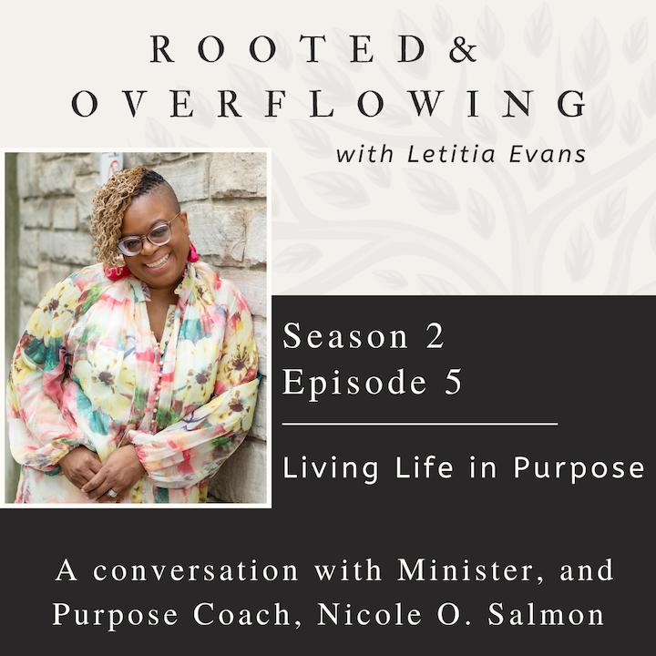 Living Life in Purpose