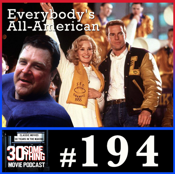 """Episode #194: """"The Ghost With the Most""""   Everybody's All-American (1988) Image"""
