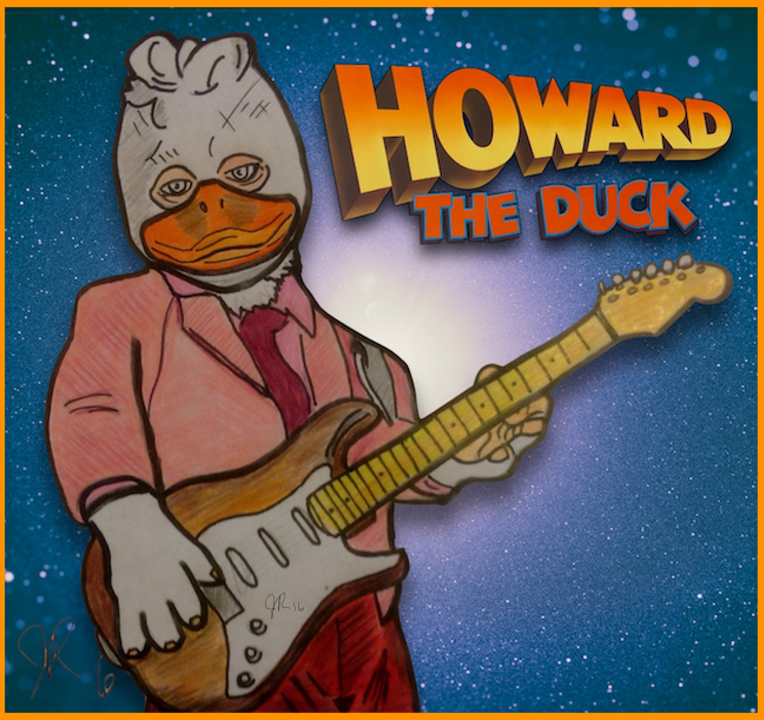 Episode #73: Vomit Breath | Howard the Duck (1986)