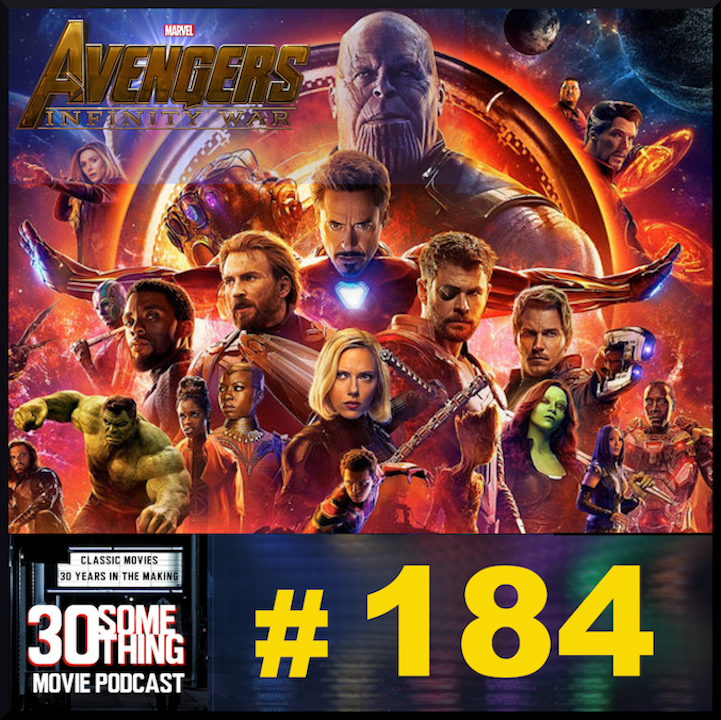"Episode #184: ""We're in the endgame now"" 